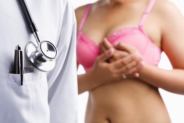 Brustkrebs-Prüfung